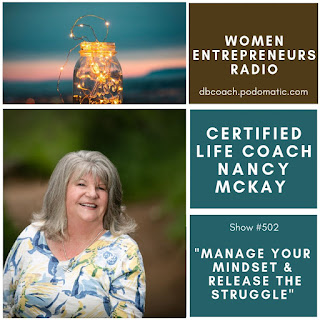 Certified Life Coach Nancy McKay