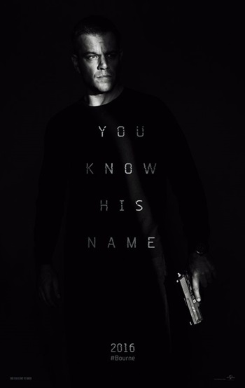 Jason Bourne 2016 English Movie Download