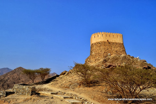 Al Badiyah Lookout Tower in Fujairah 1