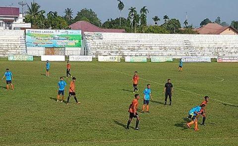Jihar News, Tahan Imbang Persip Pase, PSLS Lhokseumawe Lolos Ke Babak 6 Besar Liga 3