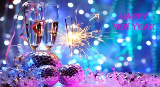Happy New Year Gif Images with Beautiful Greetings