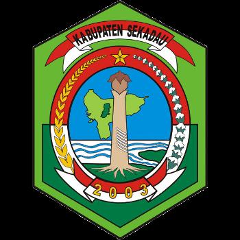 Logo Kabupaten Sekadau PNG