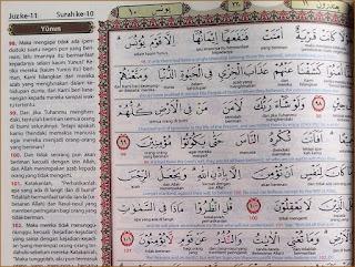 Beli Al-Qur'an Hafalan Resleting
