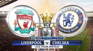Prediksi Liverpool vs Chelsea 1 Februari 2017