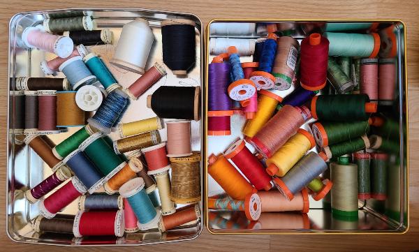 Sewing organization | DevotedQuilter.com