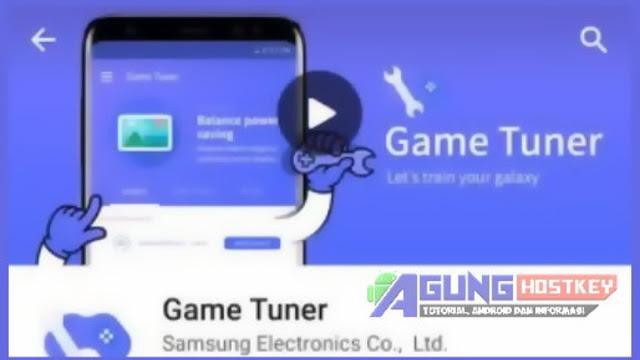 Download aplikasi Game Tunner For Samsung
