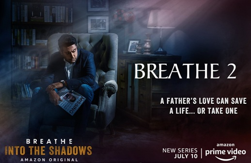 Breathe: Into The Shadows Web Series Season 1, 2 on Amazon Prime Video - Here is the Amazon Prime Video Breathe: Into The Shadows Season 1, 2 wiki, Full Star-Cast and crew, Release Date, Promos, story, Character, Photos, Title Song.