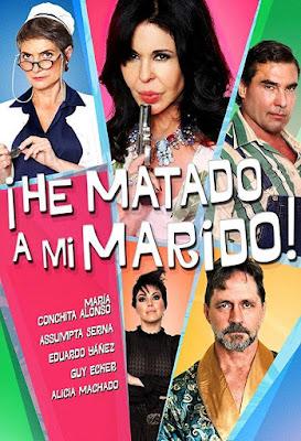 He Matado a mi Marido [2018] [DVD R1] [Latino]
