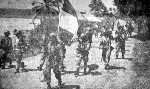 Perjuangan Bersenjata Setelah Proklamasi Kemerdekaan