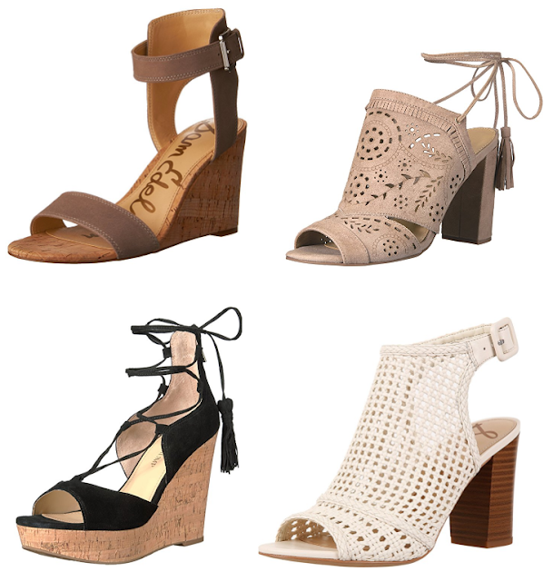 Amazon: Big Savings on Designer Sandals from Sam Edelman, Marc Fisher, & More!