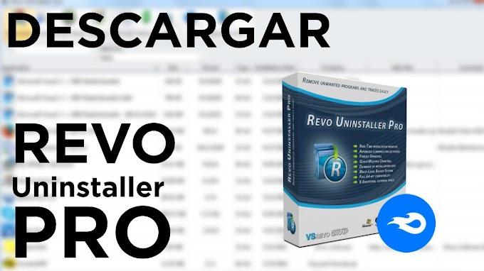 ✅ | DESCARGAR  REVO UNINSTALLER PRO - [ESPAÑOL] | 2020