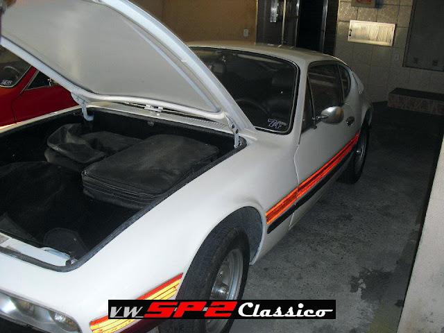 Volkswagen SP2 - 1974