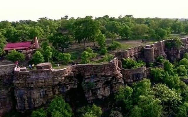 Hinglajgarh fort