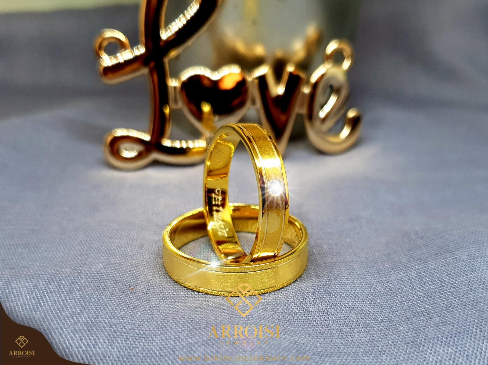 Usaha Usaha Cincin Pernikahan - Cincin Nikah Jogja