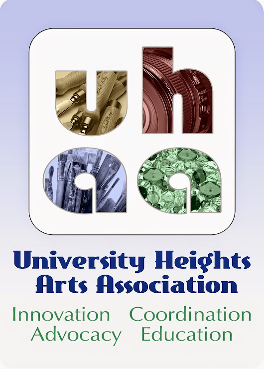 Welcome to the University Heights Arts Associaion Blob