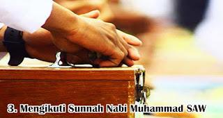 Mengikuti Sunnah Nabi Muhammad SAW merupakan salah satu hal yang bisa kamu lakukan untuk memaknai peringatan maulid nabi