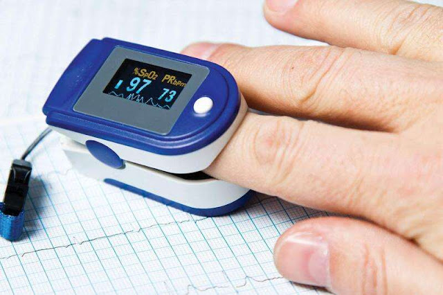 how to increase blood oxygen level at home