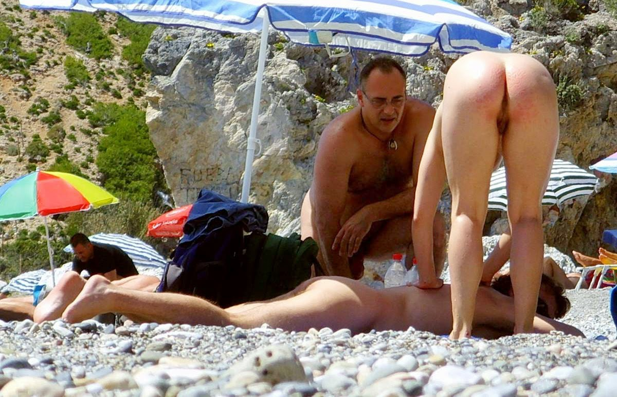 Spanish Nude Beach Girls
