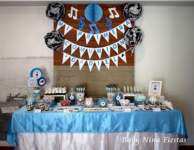 mesa dulce comunion musical