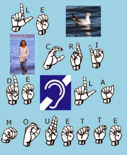 Le Cri De La Mouette : mouette, Mouette, D'Emmanuelle, Laborit.