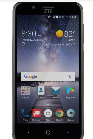 qZTE Blade Vantage Now Available At Verizon Wireless With A Priced Of $49.99