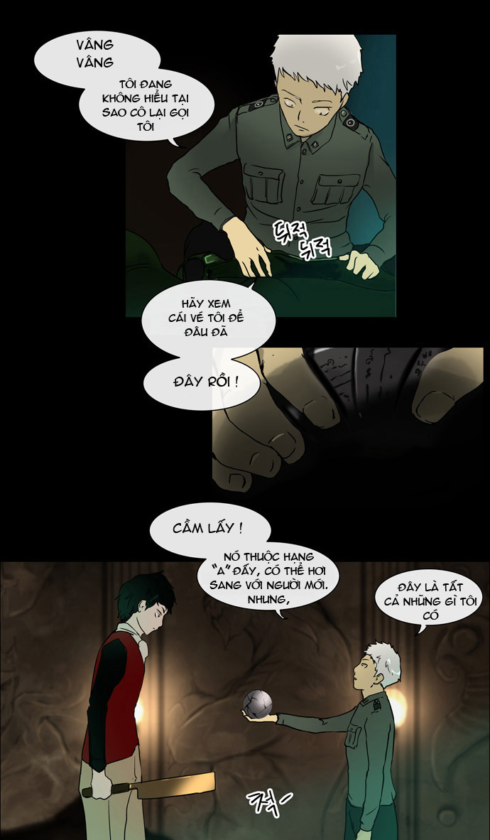 Tower of God chapter 2 trang 19