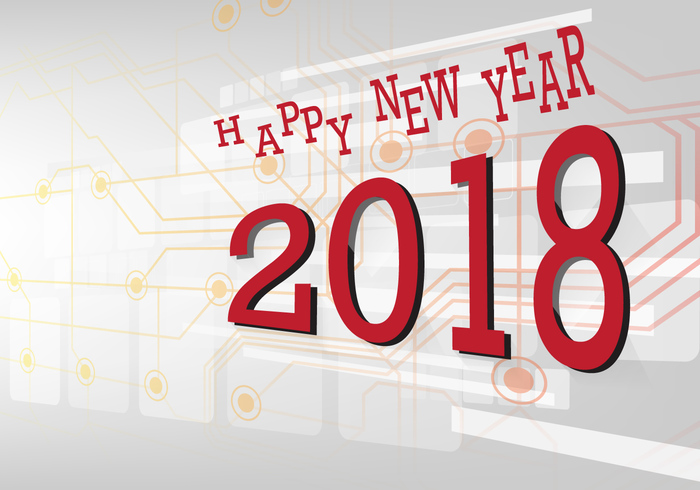 A Year Of Good Health. A Year Of Great Success. A Year Of Incredibly Good  Luck. A Year Of Continuous Fun. A Year Of World Peace. Happy New Year 2018 ````