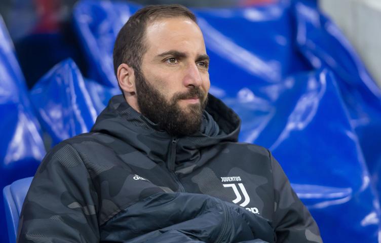 """Jorge Higuain: """"Gonzalo će ostati u Juventusu"""""""