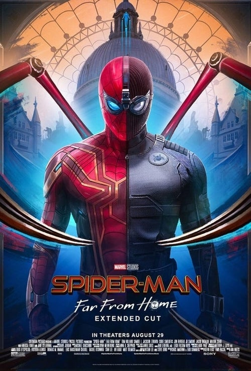 Spider-Man: Far from Home (2019