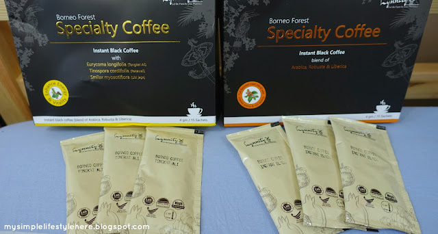 LYNNITY Natural Supplements, Lynnity Coffee