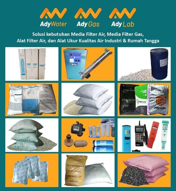 media filter air ady water