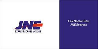 Cara Cek No Resi JNE Express (dan Contoh No Resi JNE Terbaru)