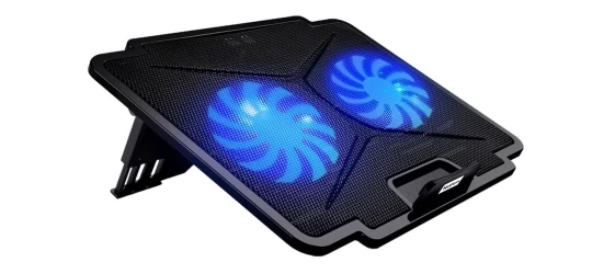 Tarkan Dual Fan Cooling Pad