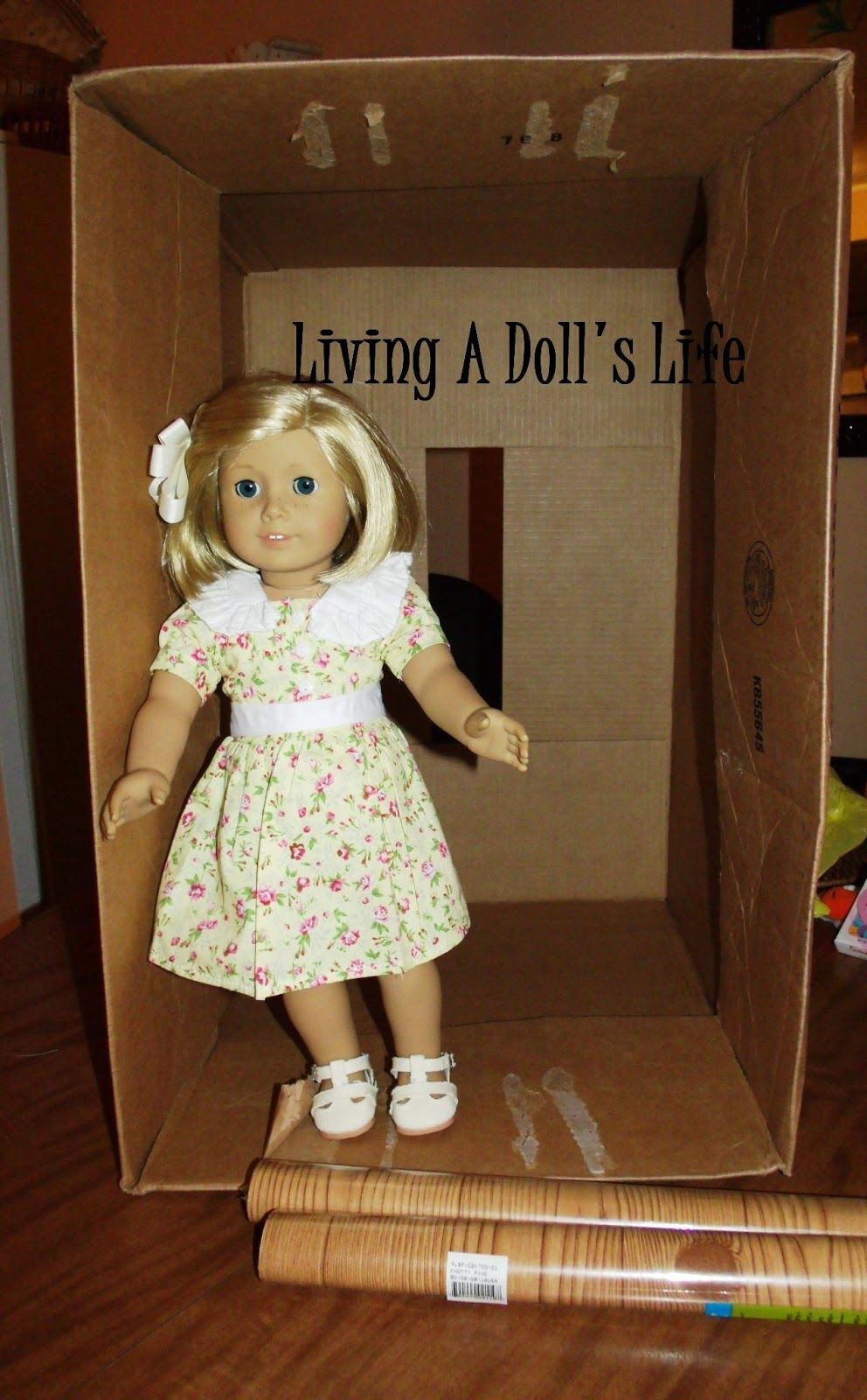 Living A Doll S Life How To Make Kit S Tree House Lots