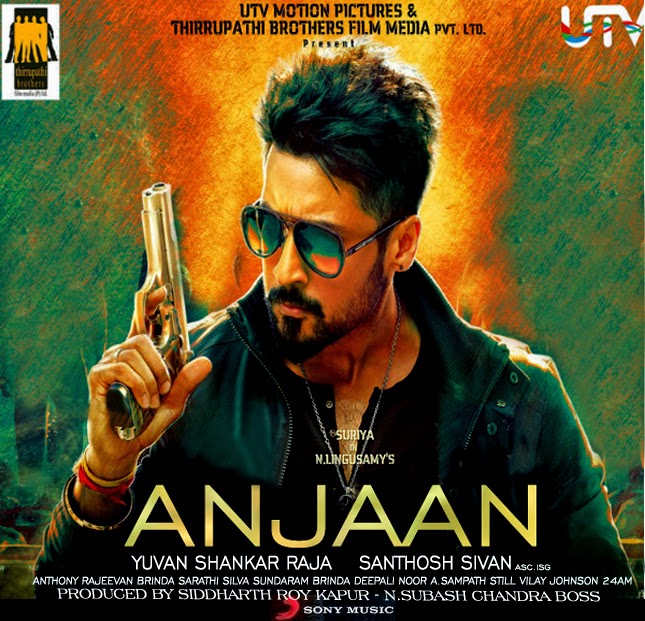 Anjaan (2014) Tamil Audio Songs [First On Net]