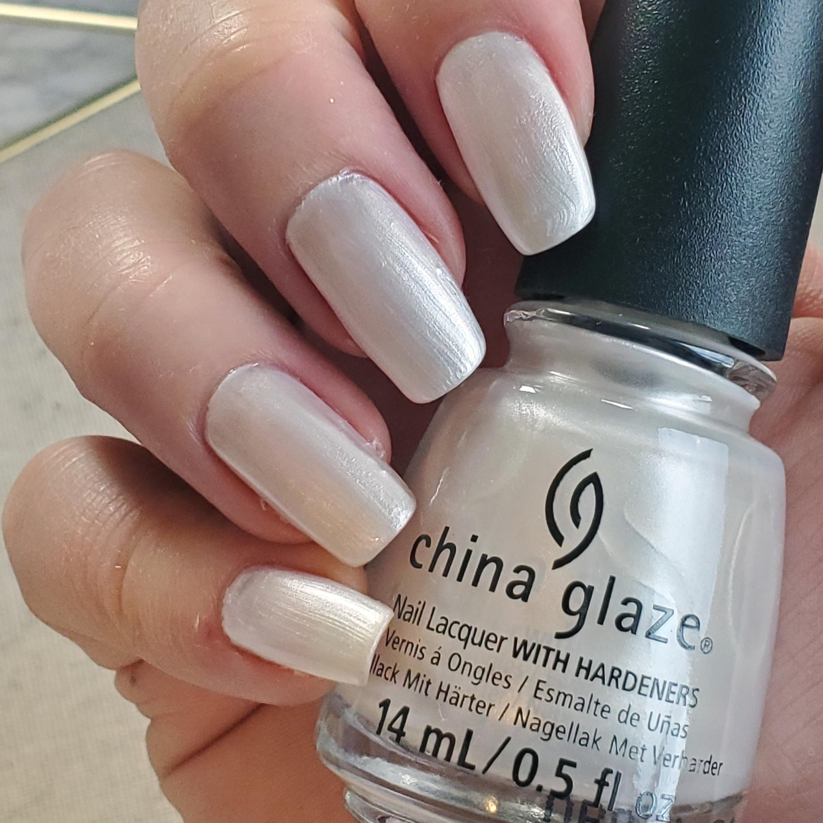 Manicure Monday - China Glaze White Hot Summer 2020 Collection