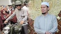 """Pengakuan Ust Baequni """"Pengkritik Iluminati Masjid"""" Usai Bertatap Muka dengan RK"""
