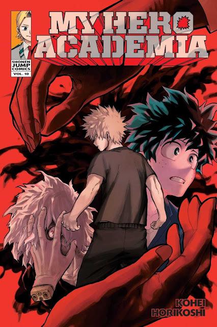 My Hero Academia Volume 10 - Kohei Horikoshi