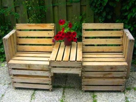 pemanfaatan limbah pallet kayu