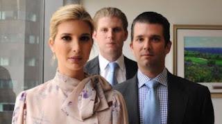 """حملات اعلامية واسعة في امريكا لتغطية """" فضيحة """" اتصال ابن ترامب بمحامية روسية"""
