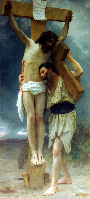 Адольф Вильям Бугро - Сострадание (1897)