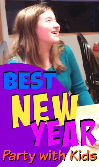 How to Have the Best New Year Eve Party with Kids