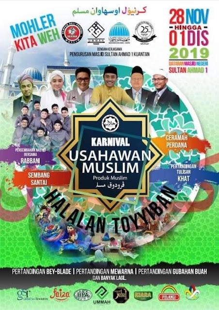 Karnival Usahawan Muslim Pahang