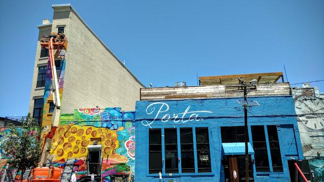 Мурали Джерсі-Сіті (Jersey City murals)