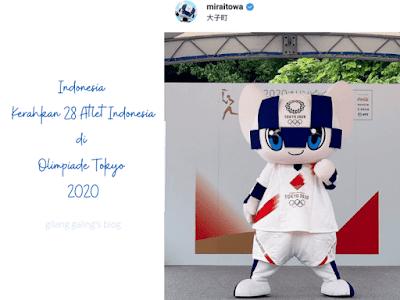 Streaming atlet Indonesia yang berjuang di olimpiade tokyo 2020 melalui video dot com