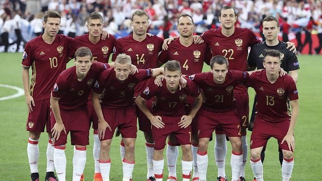 Guia da Copa das Confederações - Rússia