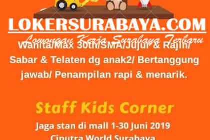 Lowongan Kerja Terbaru di Immi Toys Rent Surabaya Mei 2019