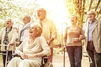 Panjang umur dengan gaya hidup sehat