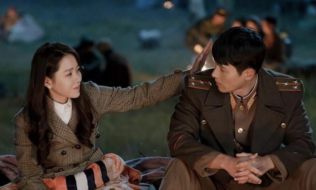Korean Drama: Crash Landing On You