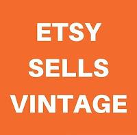 Etsy Sells Vintage Social Media Image